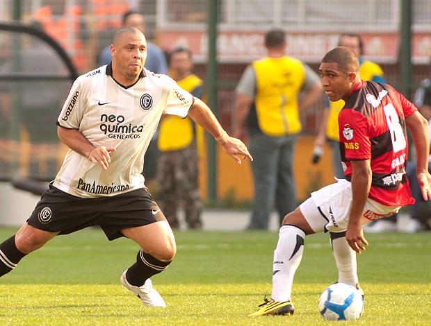 Ronaldo Ricardo Conceição Corinthians x Vitória