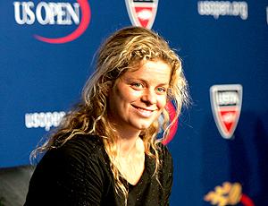 Kim Clijsters tênis US Open
