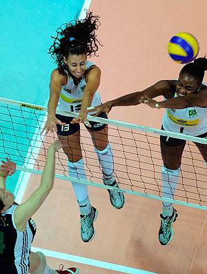 Brasil é prata (Brasil de prata (FIVB))