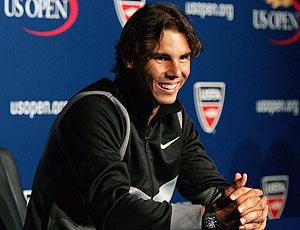 Rafael Nadal tênis entrevista US Open