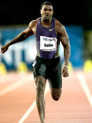 Justin Gatlin, Atletismo