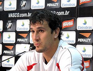 Rafael Coelho. Vasco