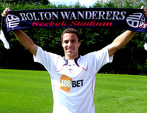 Rodrigo Moreno anunciado pelo Bolton