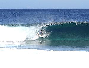 Andy Irons primeira fase Mundial Taiti