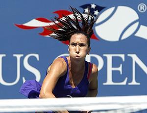Jelena Jankovic tênis US Open 1r