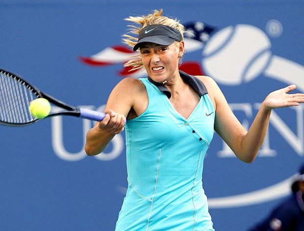 Maria Sharapova tênis US Open 1r