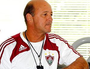 ronaldo torres preparador físico fluminense (Foto: agência Photocamera)