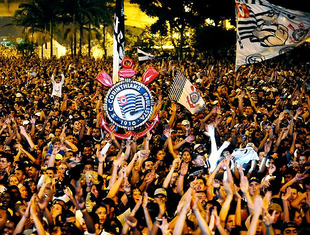 Festa Corinthians centenário
