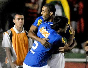 Robert gol Cruzeiro