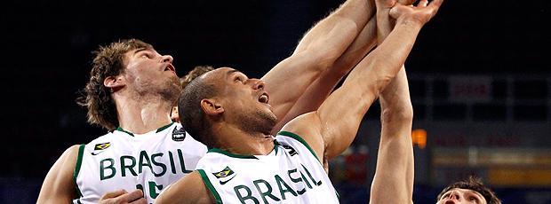 Brasil marca encontro com os argentinos (agência Reuters)