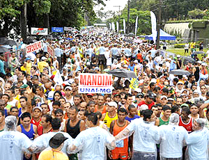 Corrida, Volta da Pampulha