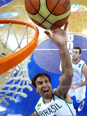 Marcelinho Machado, Mundial de basquete. Brasil X Croácia