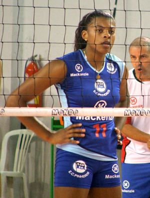 Fernanda Garay seleção brasileira de vôlei