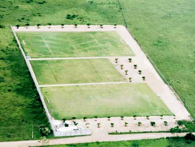 campo CT do  linhares FC