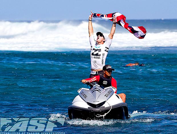 Surfe Andy Irons Mundial Taiti
