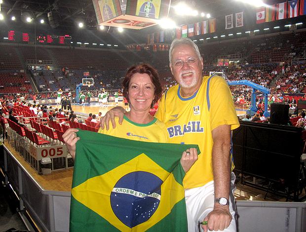Basquete pais Marcelinho cristina e rené machado na abdi ipekçi arena