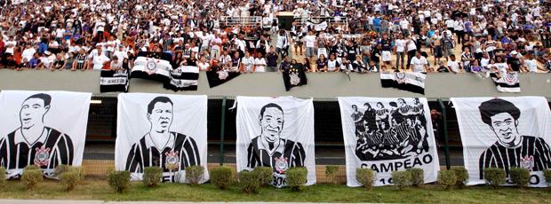 Faixa Corinthians