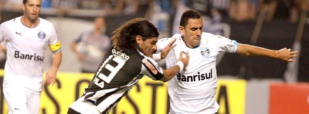 Loco Abreu Botafogo x Grêmio
