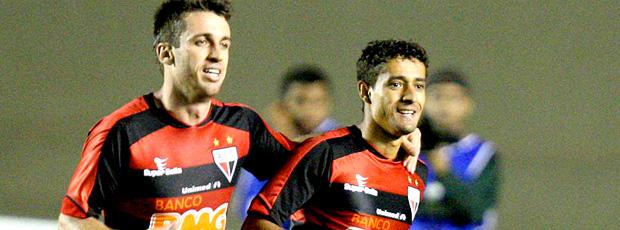 Elias juninho atlético-go gol vitória