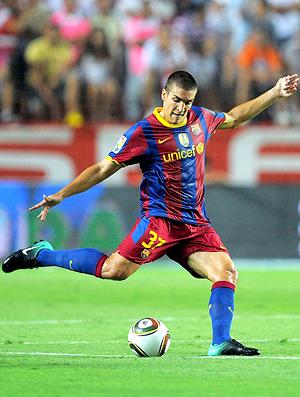 Oriol Romeu, Barcelona sub 19