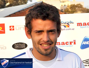 Diego Rodriguez Nacional do Uruguai