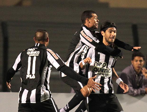 Loco Abreu gol Botafogo