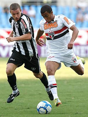 Marcelinho São Paulo x Botafogo