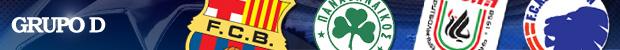 header Liga dos Campeões Grupo D