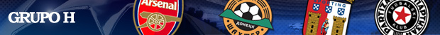 header Liga dos Campeões Grupo H