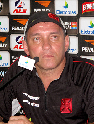 PC Gusmão, Vasco