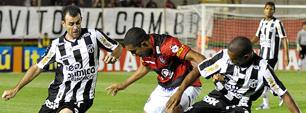 Ricardo Conceição Vitória x Ceará