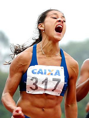 Ana Claudia Lemos Atletismo (Foto: Marcos Ribolli / Globoesporte.com)