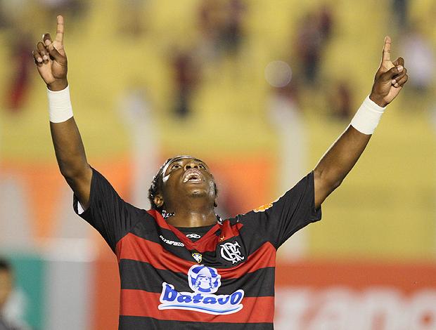Diego Mauricio gol Flamengo