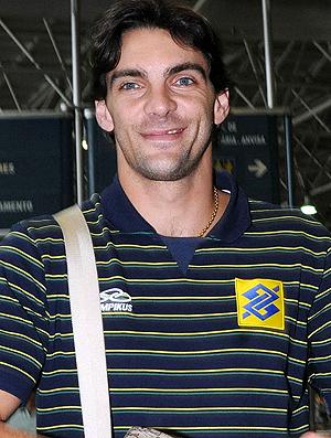 Giba embarque seleção brasileira