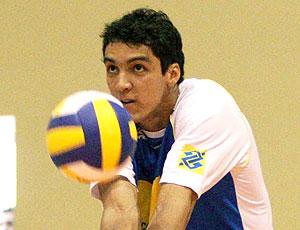 Seleção brasileira de vôlei Alan perfil