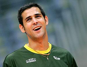 Seleção brasileira de vôlei Dante perfil