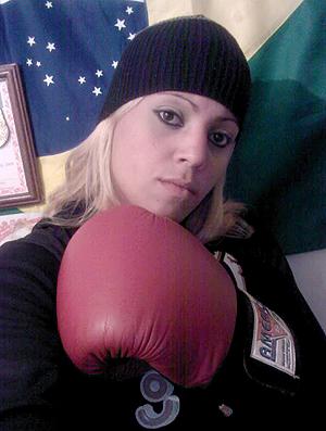 boxe Roseli Feitosa