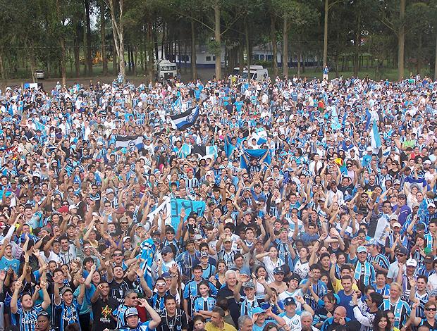 Torcedores Grêmio