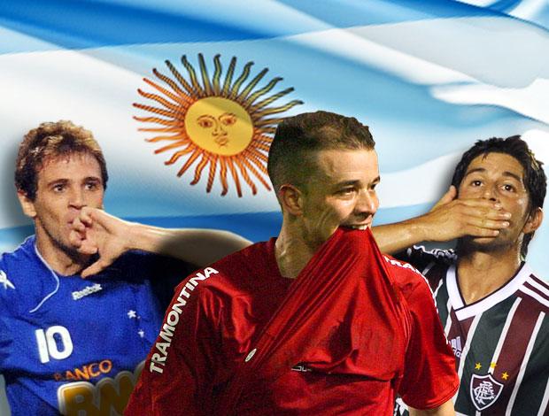 Argentinos - Conca / D'Alessandro / Montillo 620x470