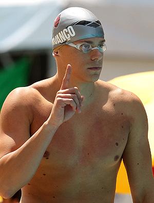 Cesar Cielo natação Maria Lenk Flamengo
