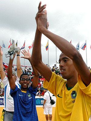 Brasil campeão da Homeless World Cup no Rio de Janeiro