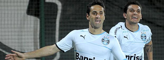 Jonas gol Grêmio