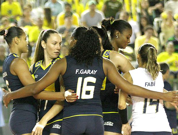 vôlei Brasil feminino