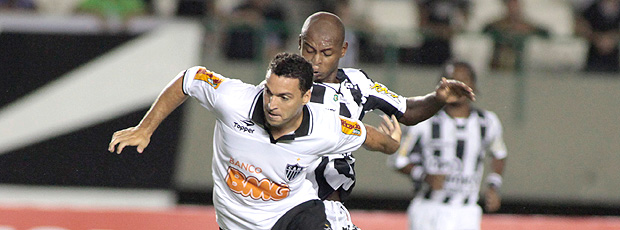 Daniel Carvalho Ceará x Atlético-MG