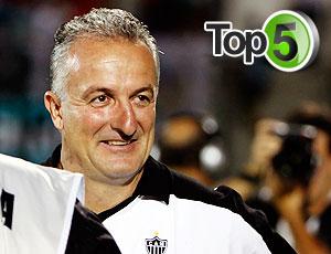 Dorival Junior TOP 5 técnico Atlético-MG