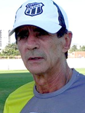 Dimas Filgueiras, técnico do ceará (Foto: Divulgação / Site Oficial do Ceará)