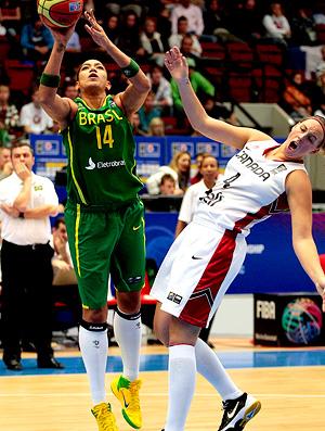 basquete erika brasil canadá