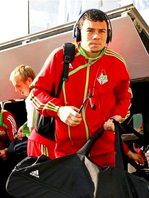 Rodolfo Lokomotiv moscou desembarque