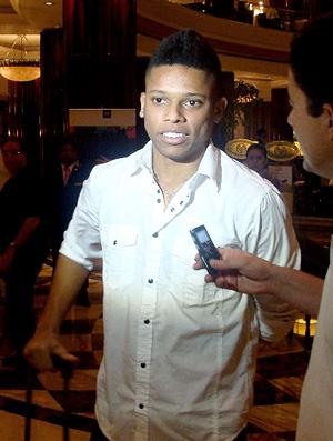 André Seleção Brasileira Abu Dhabi