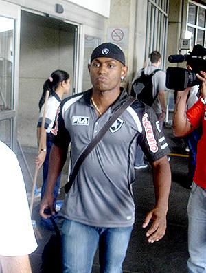 Desembarque Jobson Botafogo